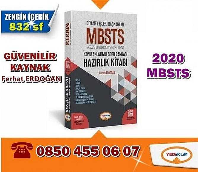 diyanet mbsts